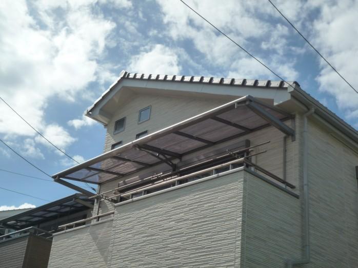 テラス屋根
